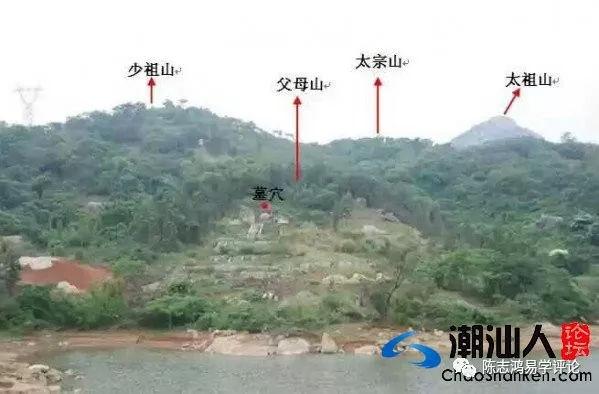 陈志鸿:潮阳境内几处属于风水宝地的文物保护单位