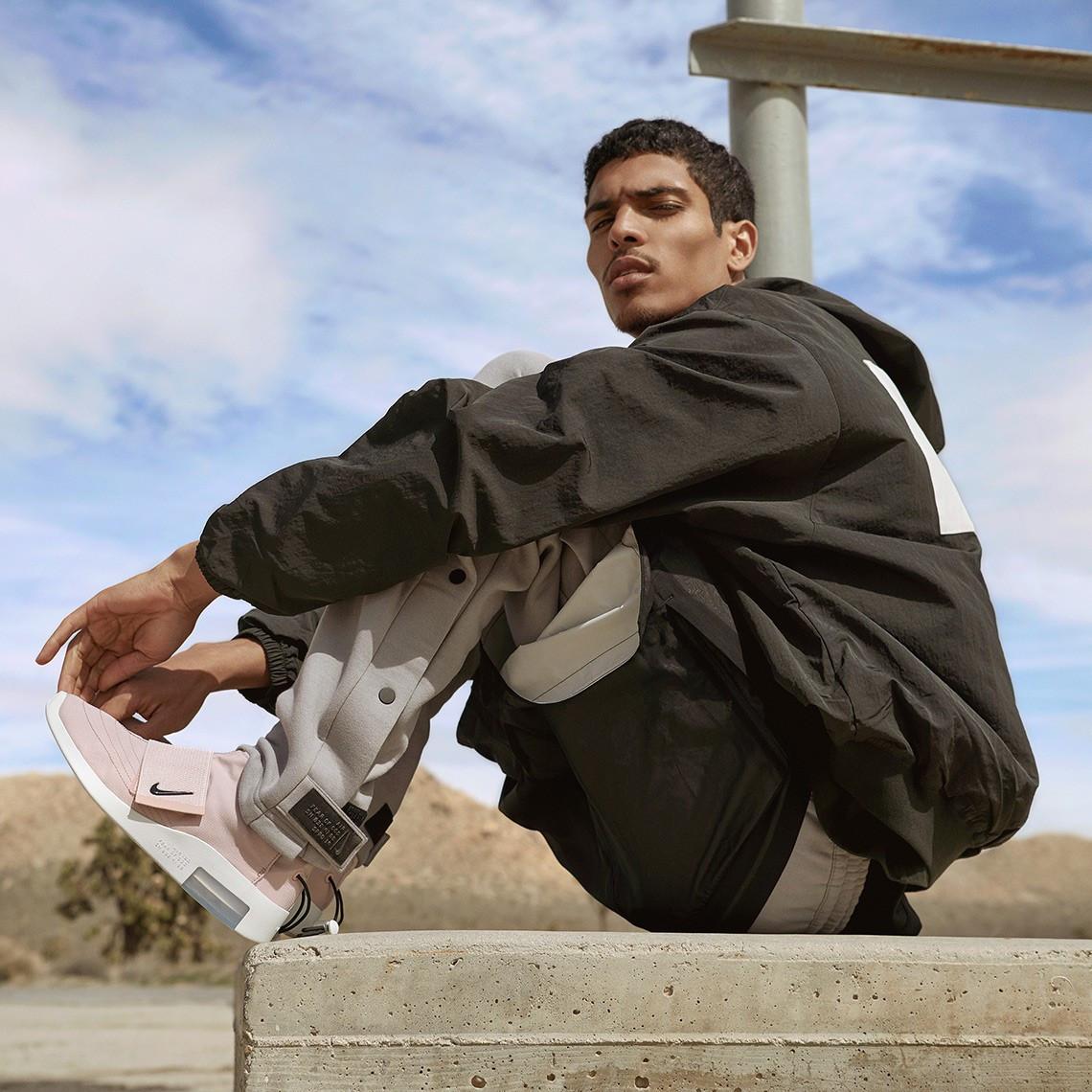《发售确定!Nike x Fear Of God 2019SS联乘型录大赏一并释出!》