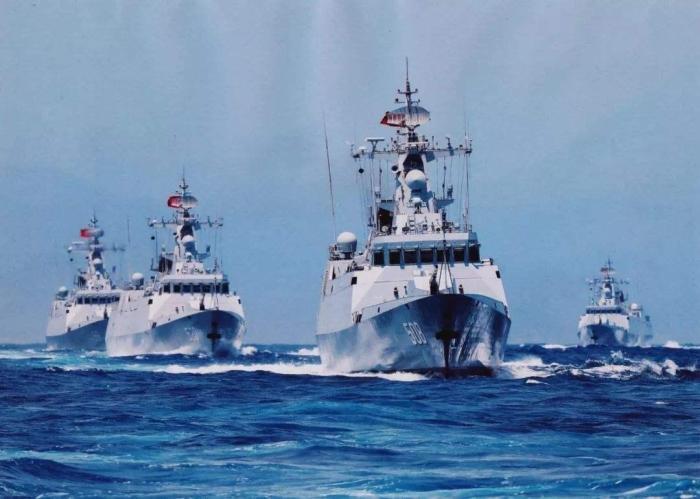 中国新一代轻型护卫舰入列, 命名还很有讲究, 功能全面性价比也很高