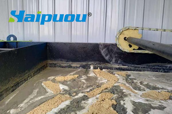 污水处理后出水带泥怎么办?