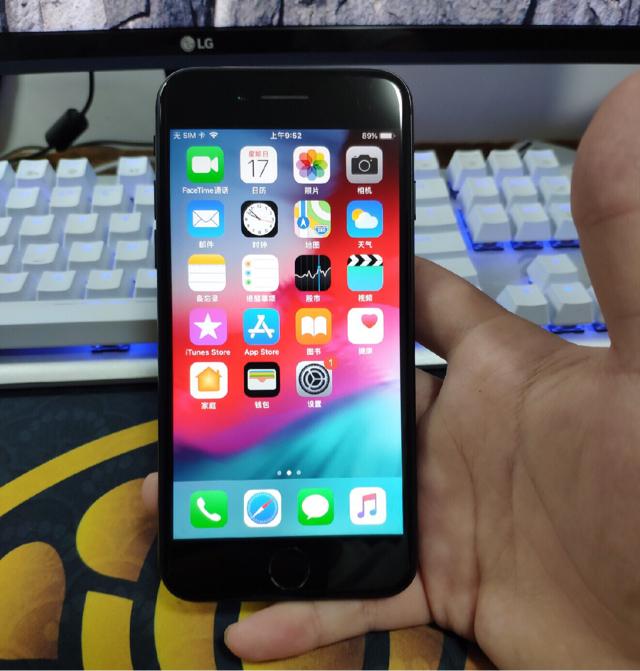 学生党花1000元买iPhone7,收到手机后还没发觉被骗!