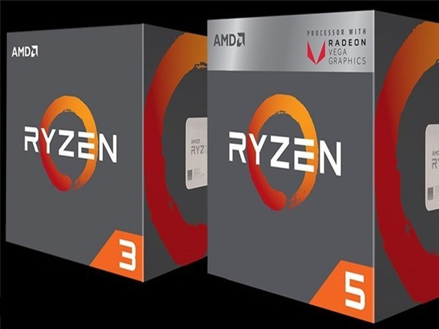 疑AMD 毕加索桌面APU曝光:四核心配置