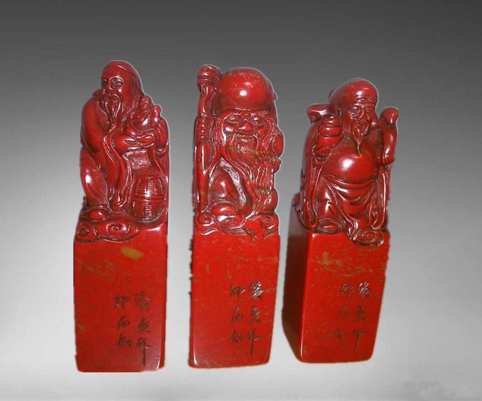 中国 四大奇石 之一的鸡血石,有收藏价值吗