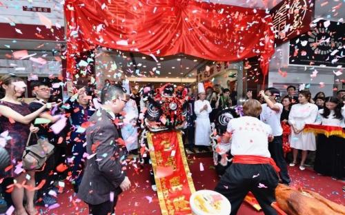 皇玥饼艺旗舰店已正式开业,香港网红美食打卡新地标