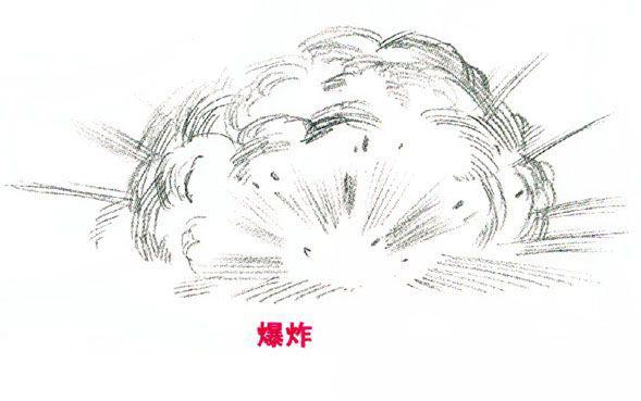【教程】如何表现漫画人物的动态线条?_板绘手绘画画