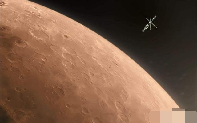 火星上发现甲烷气体,进一步增加生命存在的可能,它们会在哪里