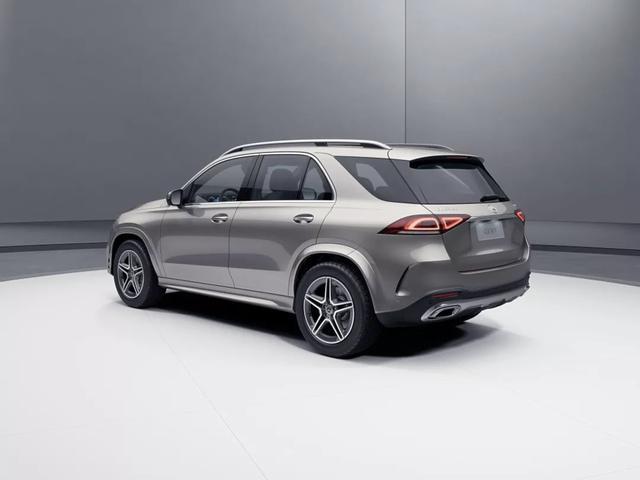 全新奔驰GLE开启预售 展开豪华SUV市场新一轮厮杀