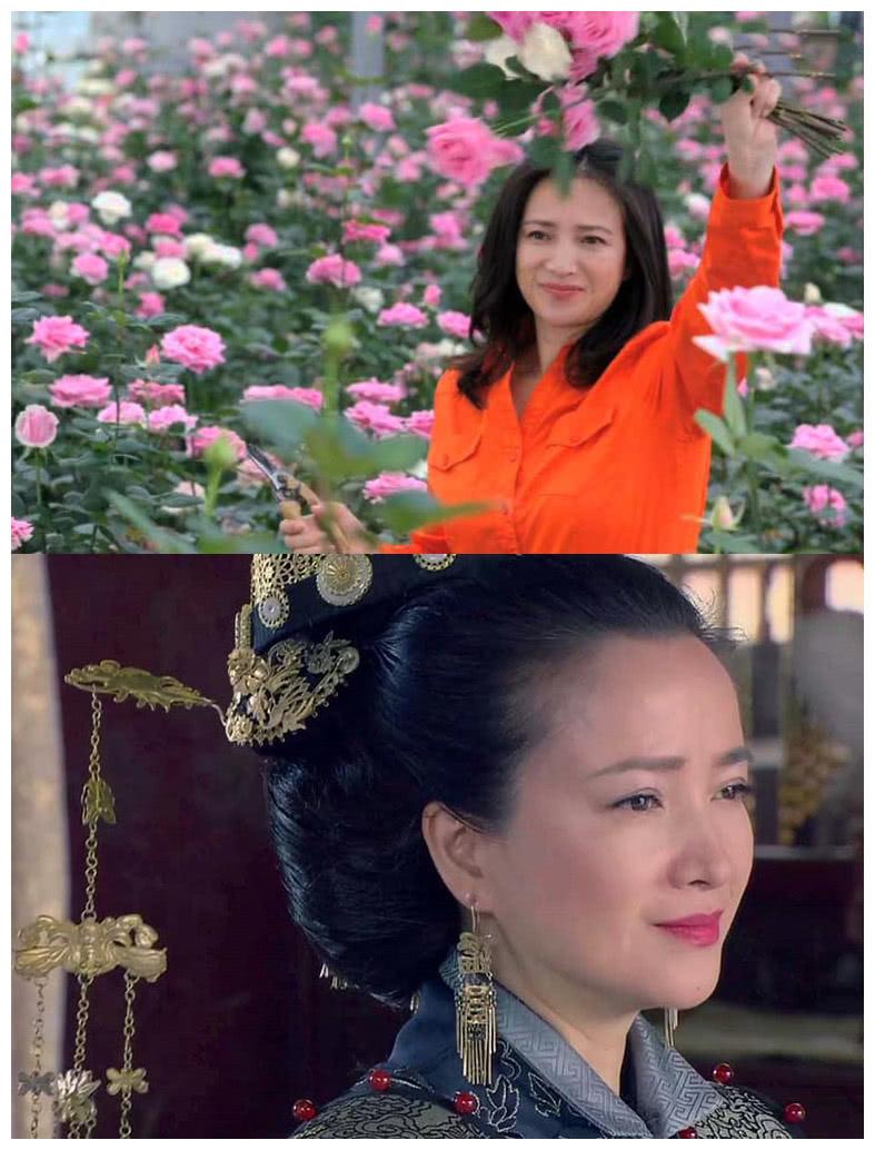 娱乐圈戏路最宽的女星,演遍中国古代四大名著,琼瑶和金庸电视剧