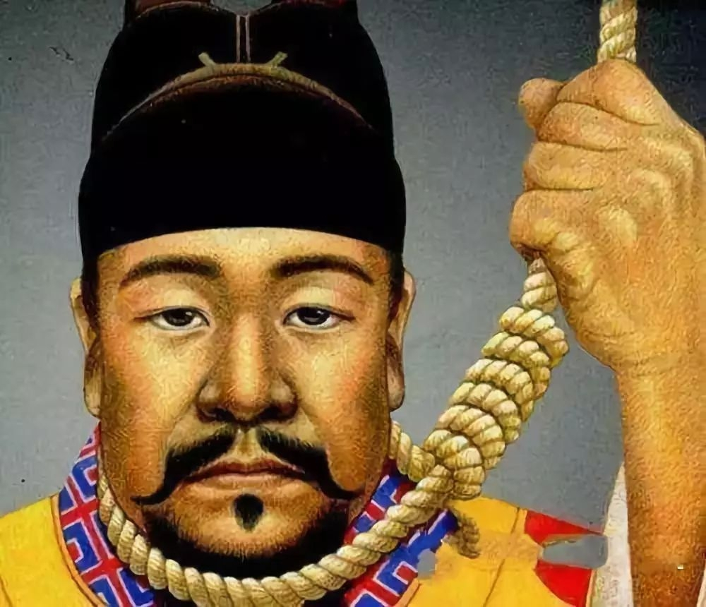 """明朝灭亡时竟这么惨!朝廷大臣全部处死,皇帝太子被""""镒杀"""""""