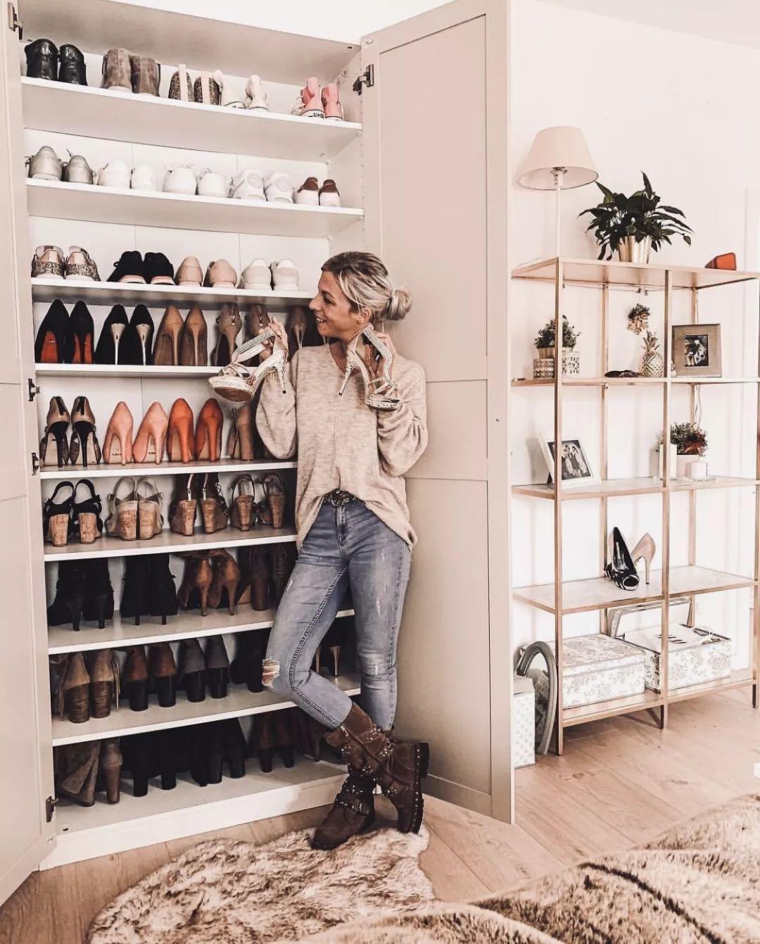 女人选择什么生活,看她穿的鞋就知道!| 穿搭