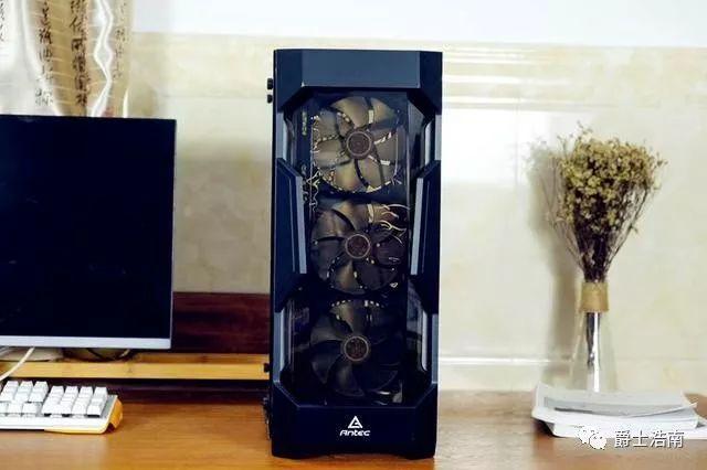 宅男的仪式感!旧电脑换RGB机箱,颜值爆表!