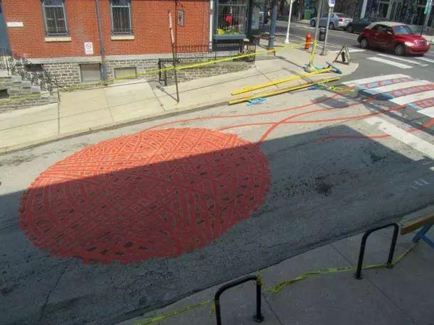 那些精彩的街头涂鸦,我想你也看见过!