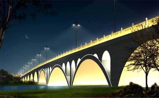 園林景觀照明設計考慮因素