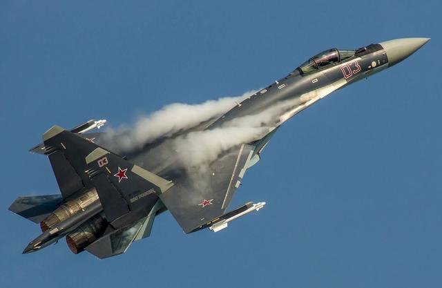 蘇-35不負眾望再獲新訂單,外媒卻對我國當年做出的決定點頭稱贊_戰鬥機