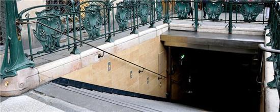 <b>卢浮-里沃利地铁站——一座地下卢浮宫</b>