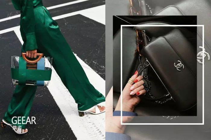 G潮流 | 潮流趋势其实有迹可循!掌握这6种女包设计元素,做春天里最时尚的仔! v118.com