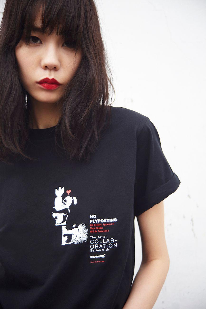 《态度涂鸦在你的身上! Izzue x Banksy春夏系列登陆!》