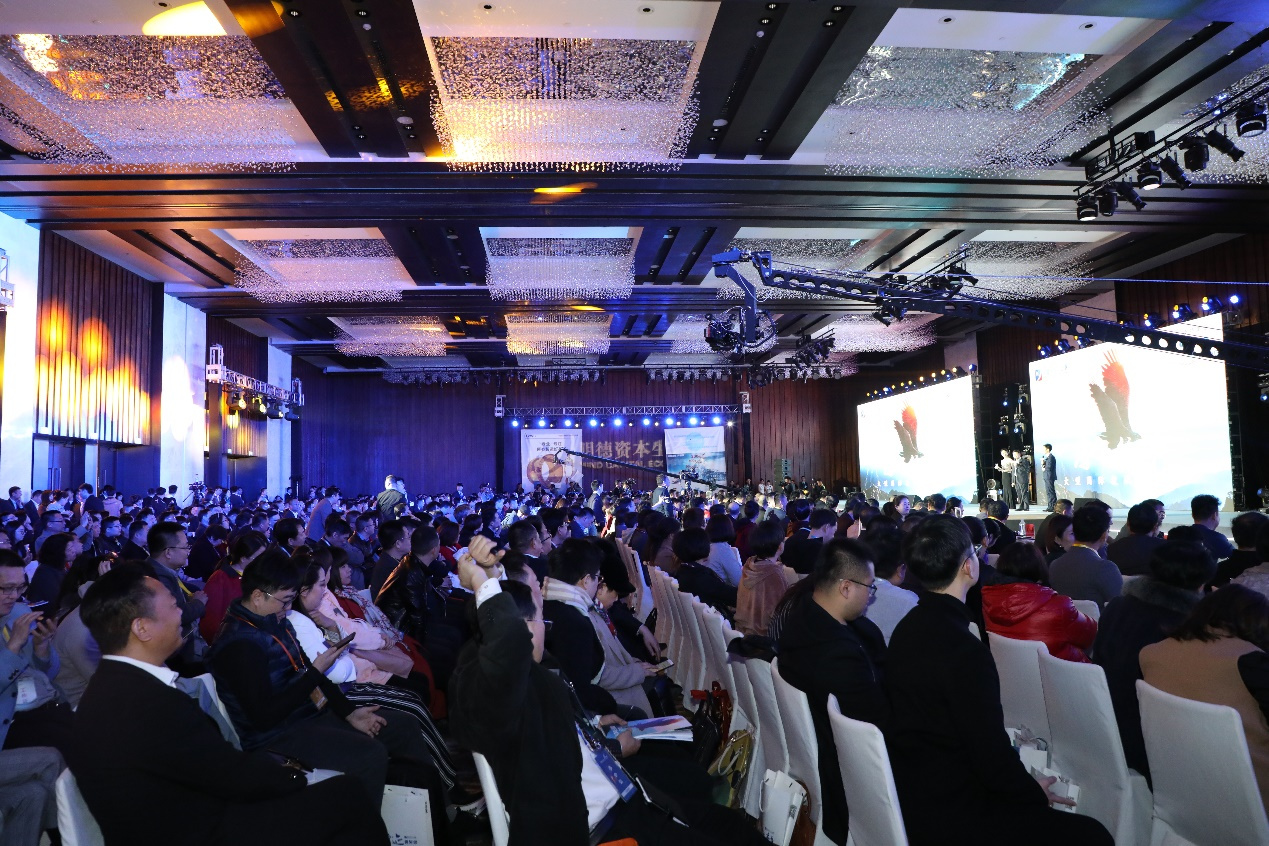 明德资本生态圈鹰眼行动丨震撼!整个北京城的投资机构都来了,发生了什么?