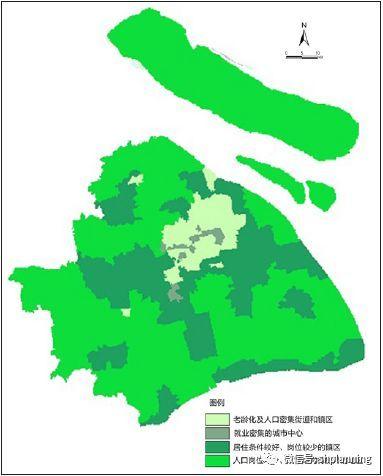 上海市人口迁入城市结构_上海市人口密度分布图