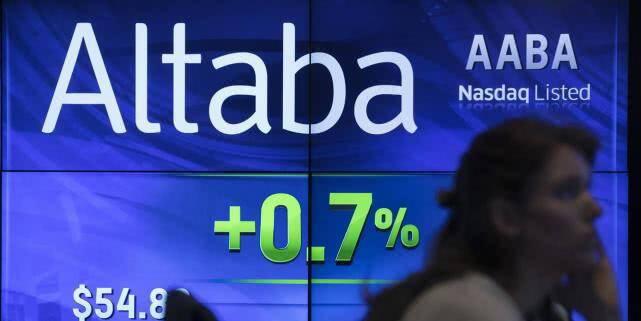"""""""阿里他爸""""前雅虎基金Altaba计划抛售全部约400亿美元阿里股票(图1)"""