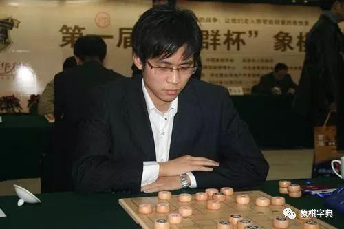 25岁的赵鑫鑫超级牛 浙江象棋队小鬼当家