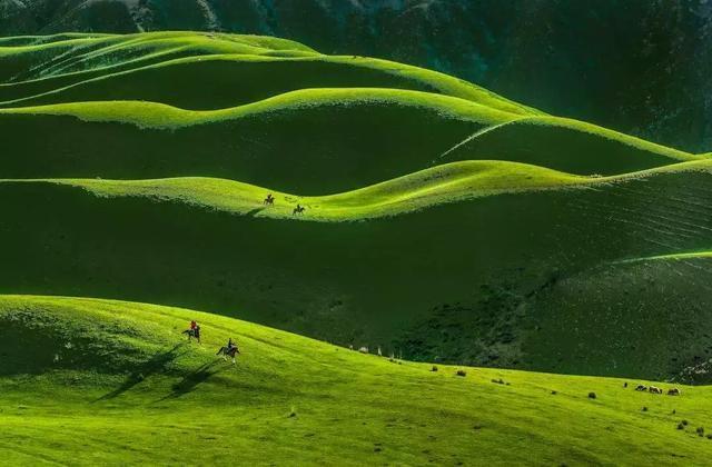 原创新疆只有三个景区,你知道吗