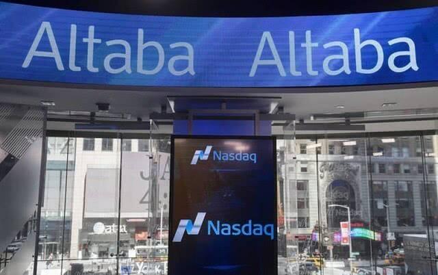 """""""阿里他爸""""前雅虎基金Altaba计划抛售全部约400亿美元阿里股票(图4)"""