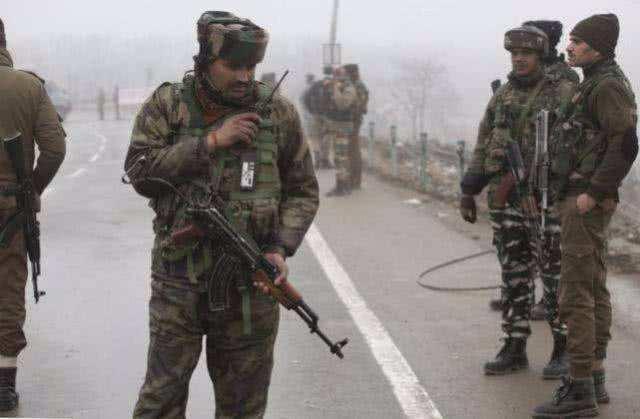 印巴爆发激烈战斗,印度30名特种兵偷袭,行动完美堪称教科书