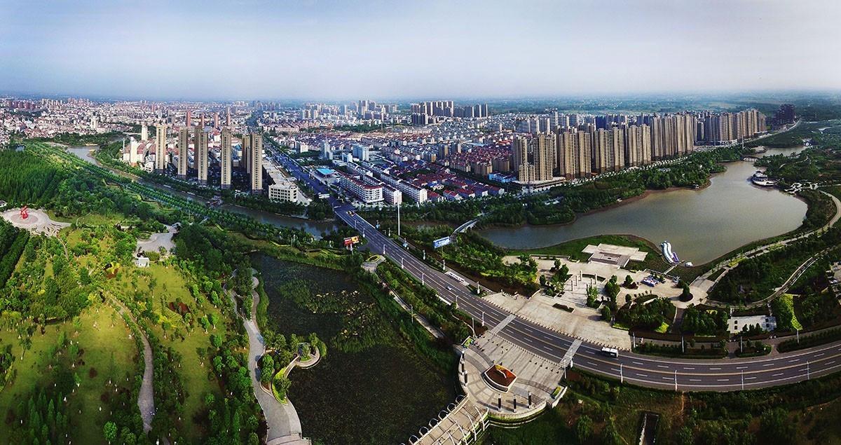 """江苏最""""眼馋""""的城市,三面被江苏包围,却偏偏属于安徽"""