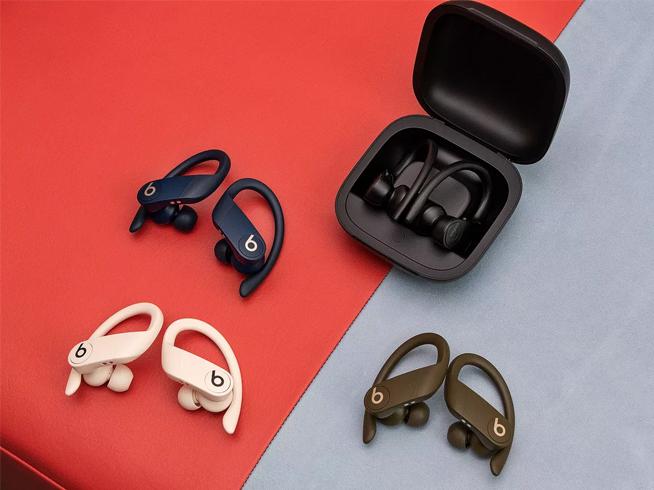 苹果Powerbeats Pro低调发布:音质更优秀 关键不易丢