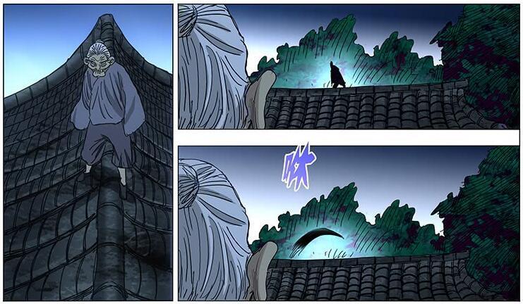 一人之下:王也再回武当,八奇技的来历与仙人有关