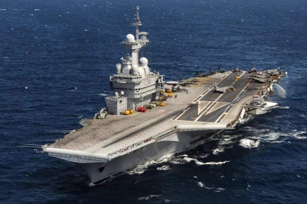 10万吨核动力航母来了,战力超越山东舰,俄:比美航母更具威慑