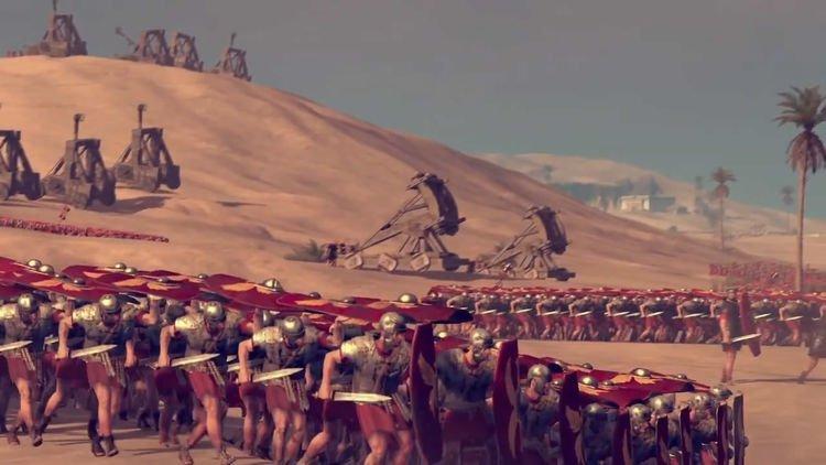 古罗马军团兵种是怎么区分的,每个兵种都拿什么装备