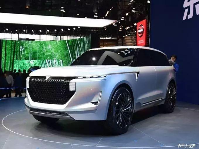 【春天集团东风汽车陈】Venucia即将发布三款新电动车和一款新概念车
