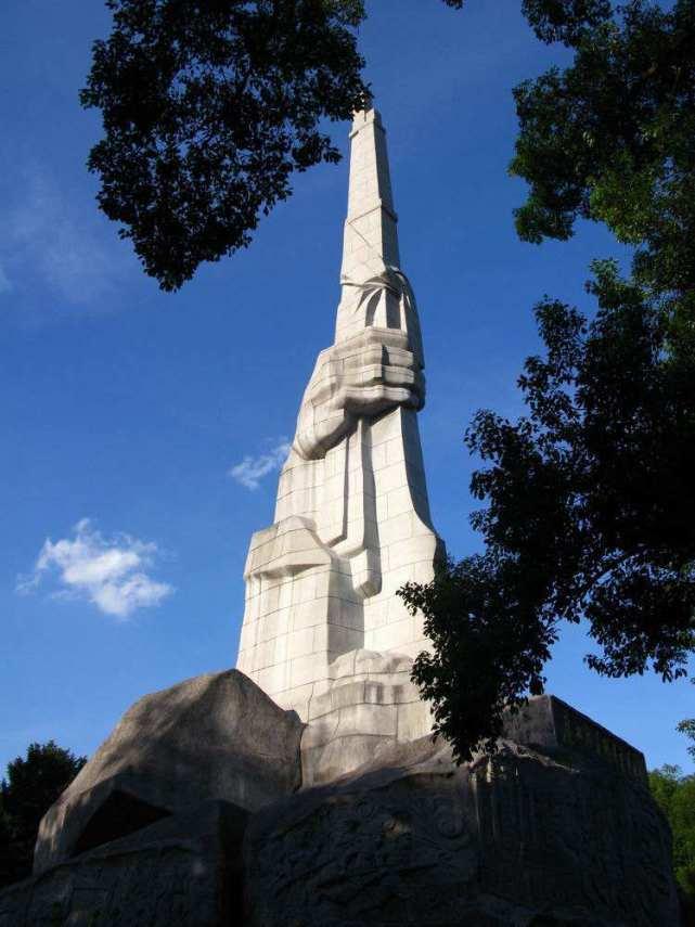 这6个烈士陵园,各个意义非凡,每逢清明大人学生都要去!