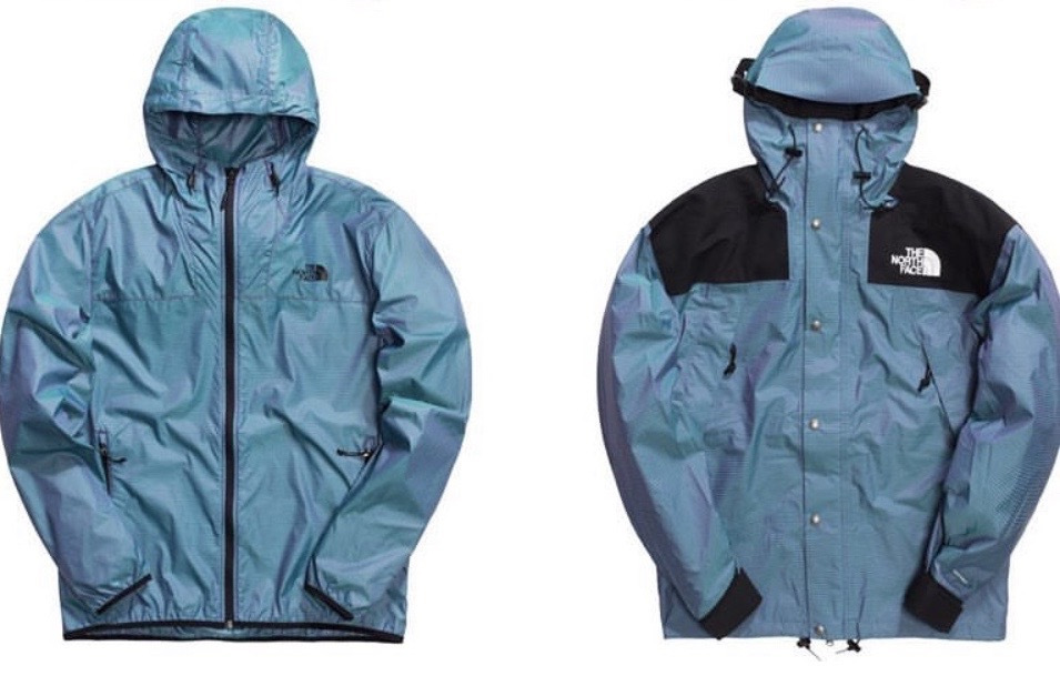 "《完虐Supreme联乘?The North Face ""Iridescent""配色有点高级!》"