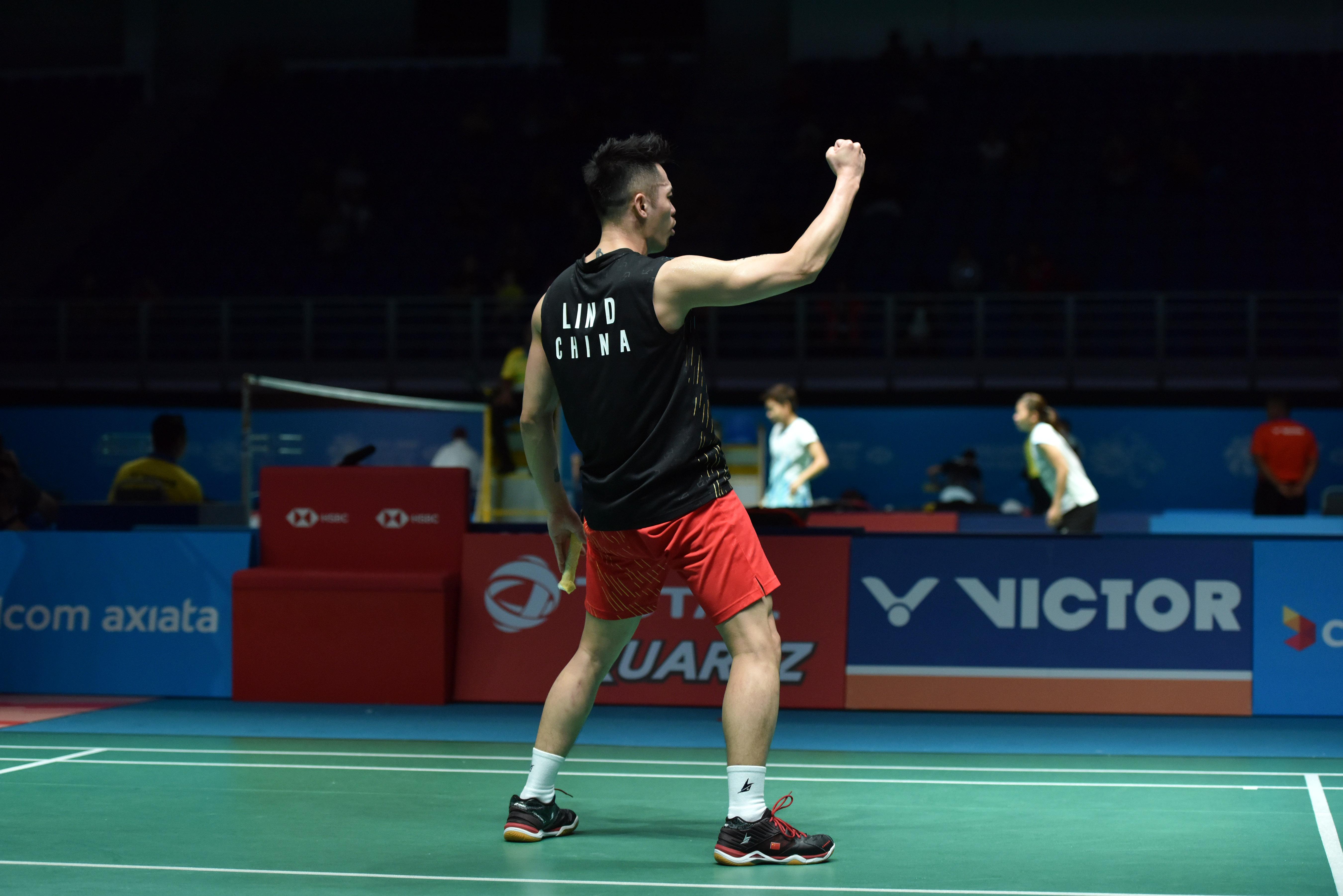 羽毛球|马来西亚羽毛球公开赛次轮赛况