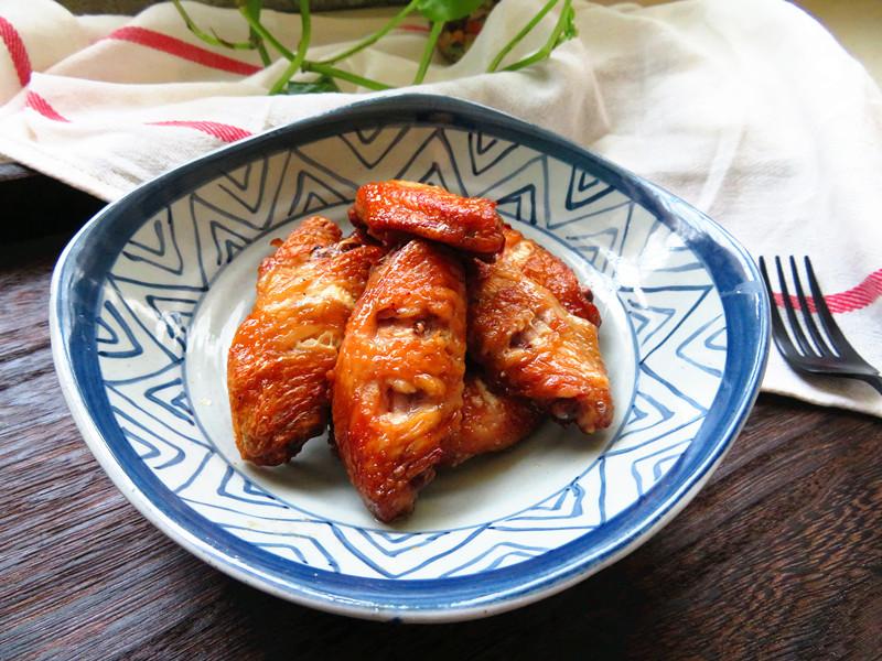鸡翅这样做不用一滴油,表皮酥香,肉质鲜嫩,女儿一口气吃8个!(图12)
