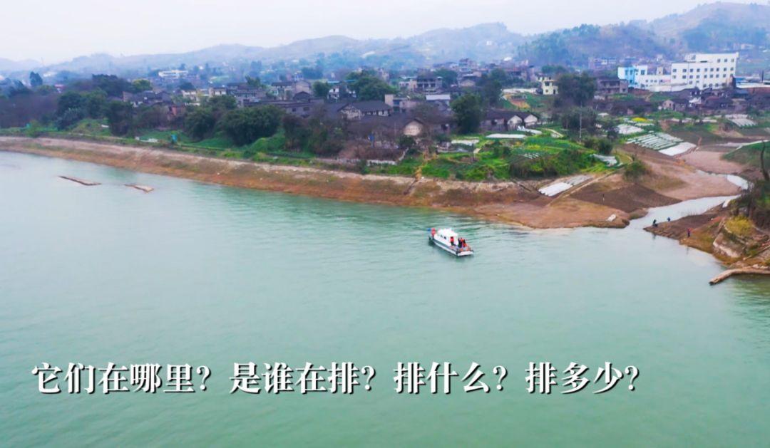 一图一故事丨长江排污口排查大作战