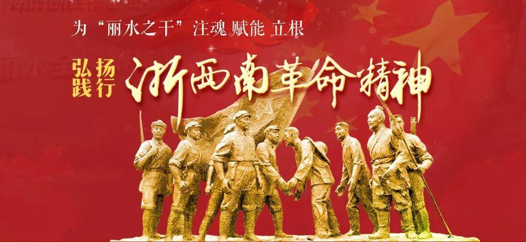 """【弘扬""""浙西南革命精神""""】共绘""""红色地图""""第一站:壶镇镇"""