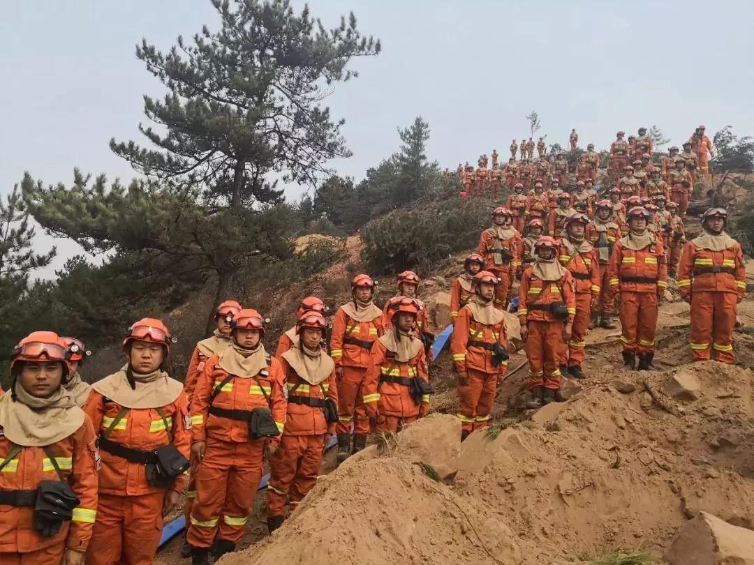 新增一人 凉山火灾牺牲的扑火英雄,从30位变成了31位