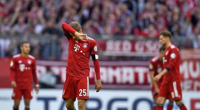 拜仁多特顶峰对决角逐胜者德甲联赛冠军归属战恰逢邦度德比