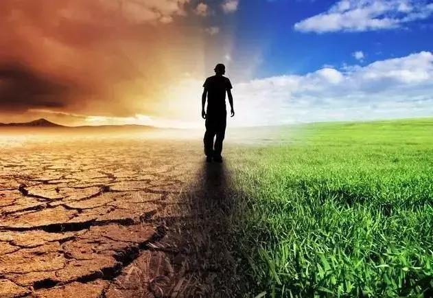 气候变化是谁导致?