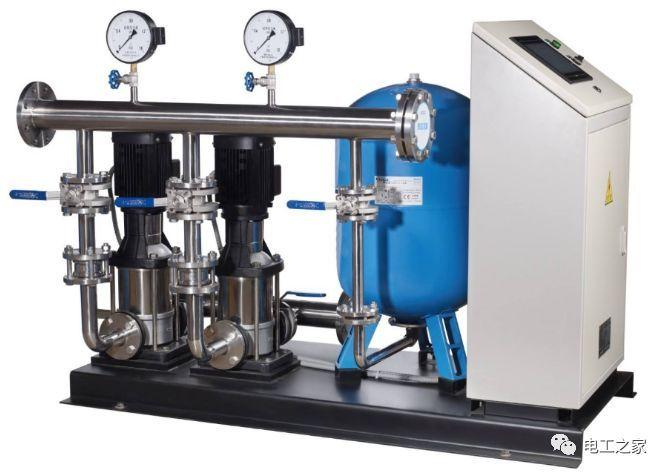 机器人轮毂电机,变频恒压供水设备如何正确调试及常见故障排除保养方法_压力