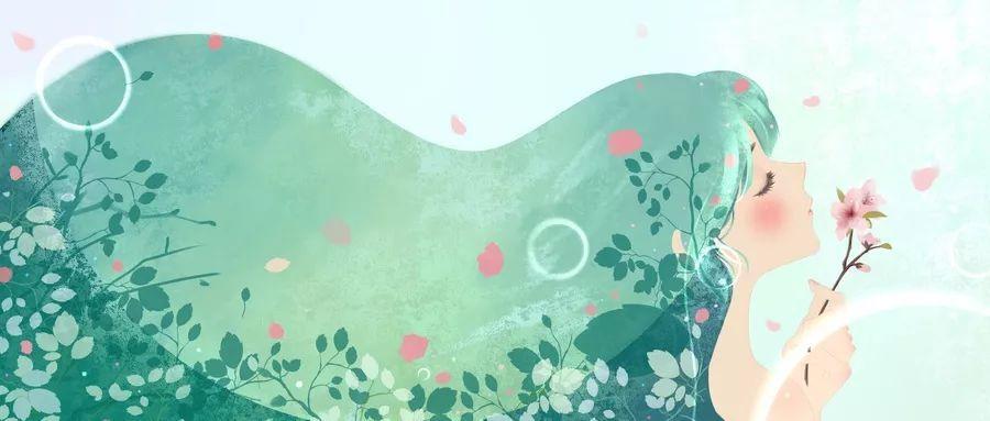 描写春天踏青、出游的好句/好段/好诗,孩子一定用得上!
