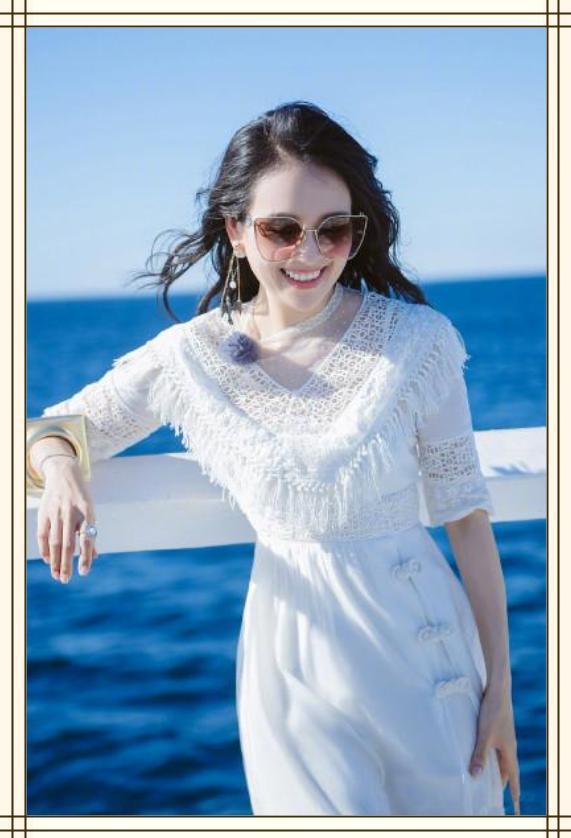 章子怡和杨颖同穿5万连衣裙,高级大气和小家子气瞬间一目了然!