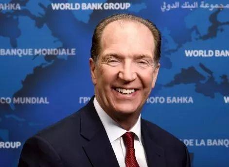 美国财政部副部长当选新任世行行长!