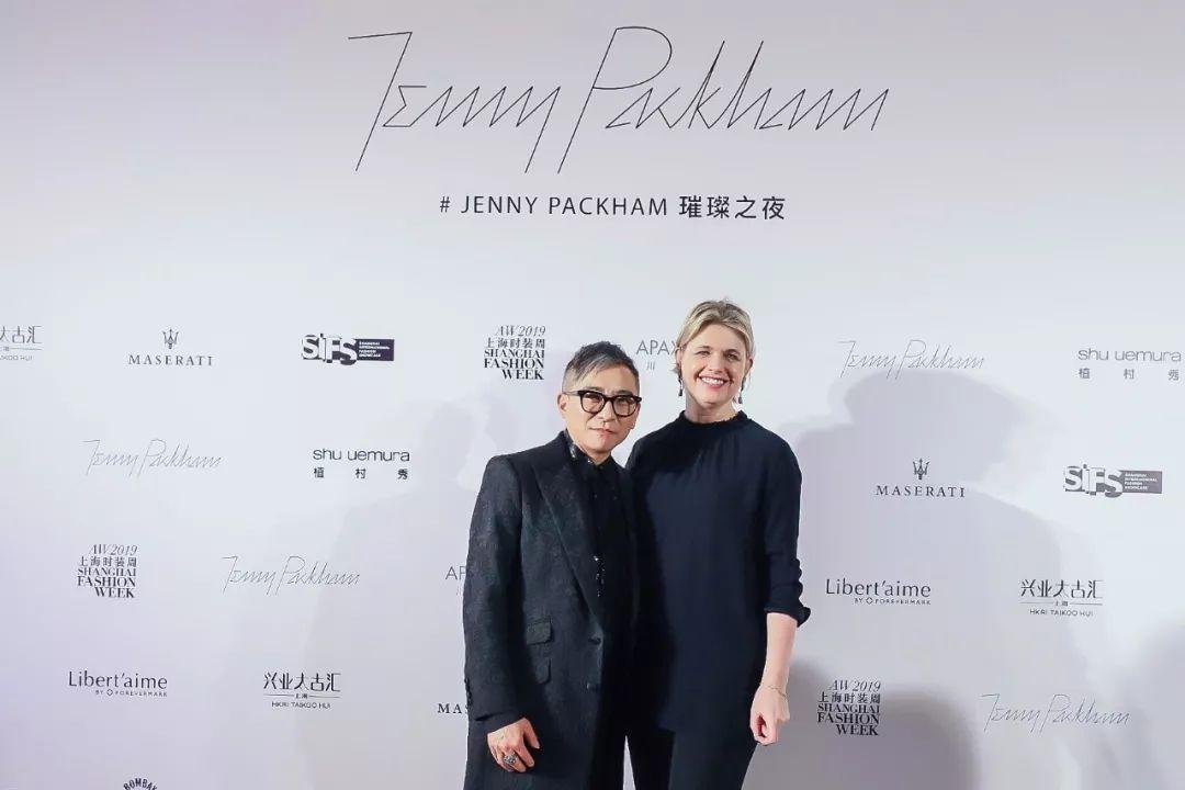 SFW-SIFS闭幕大秀 Jenny Packham向奢华与优雅致敬