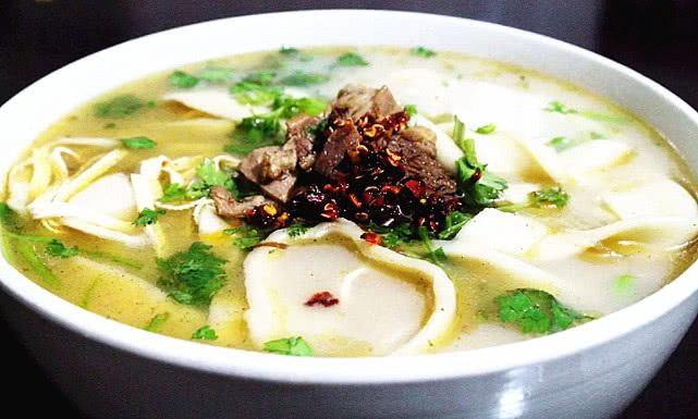 中国最 有名 的五大面食,兰州拉面未能上榜,你知道哪几种