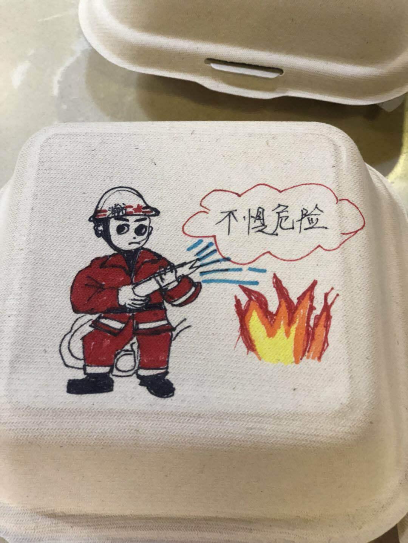 暖心!连日来,泉州多个消防队多次收到奇怪的礼物